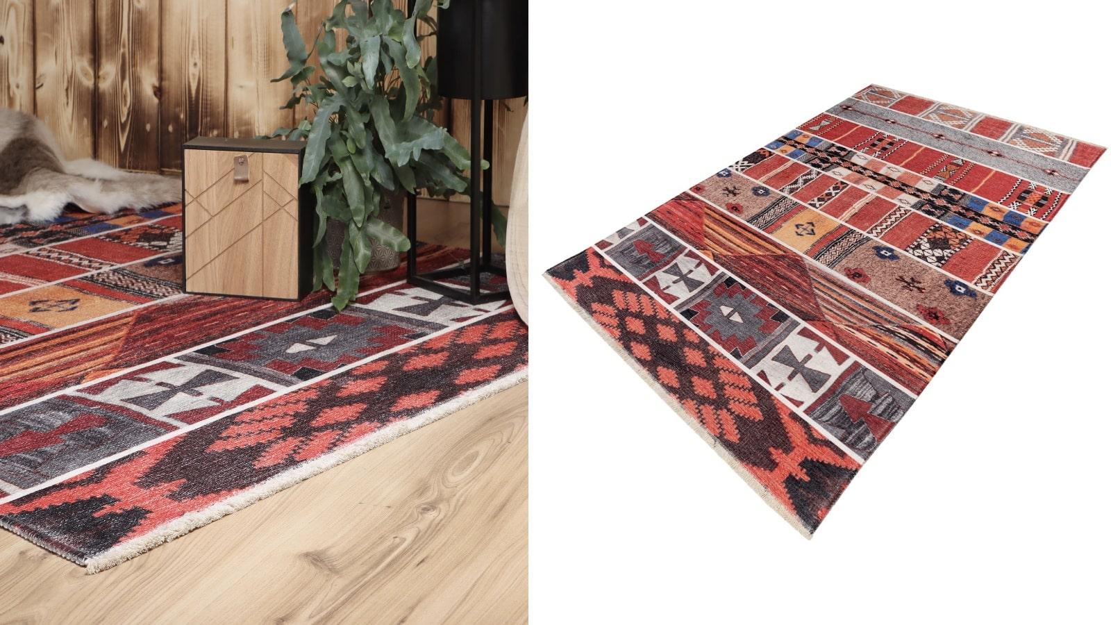 5+1 szőnyeg, amin az ősz színei dominálnak - TTL
